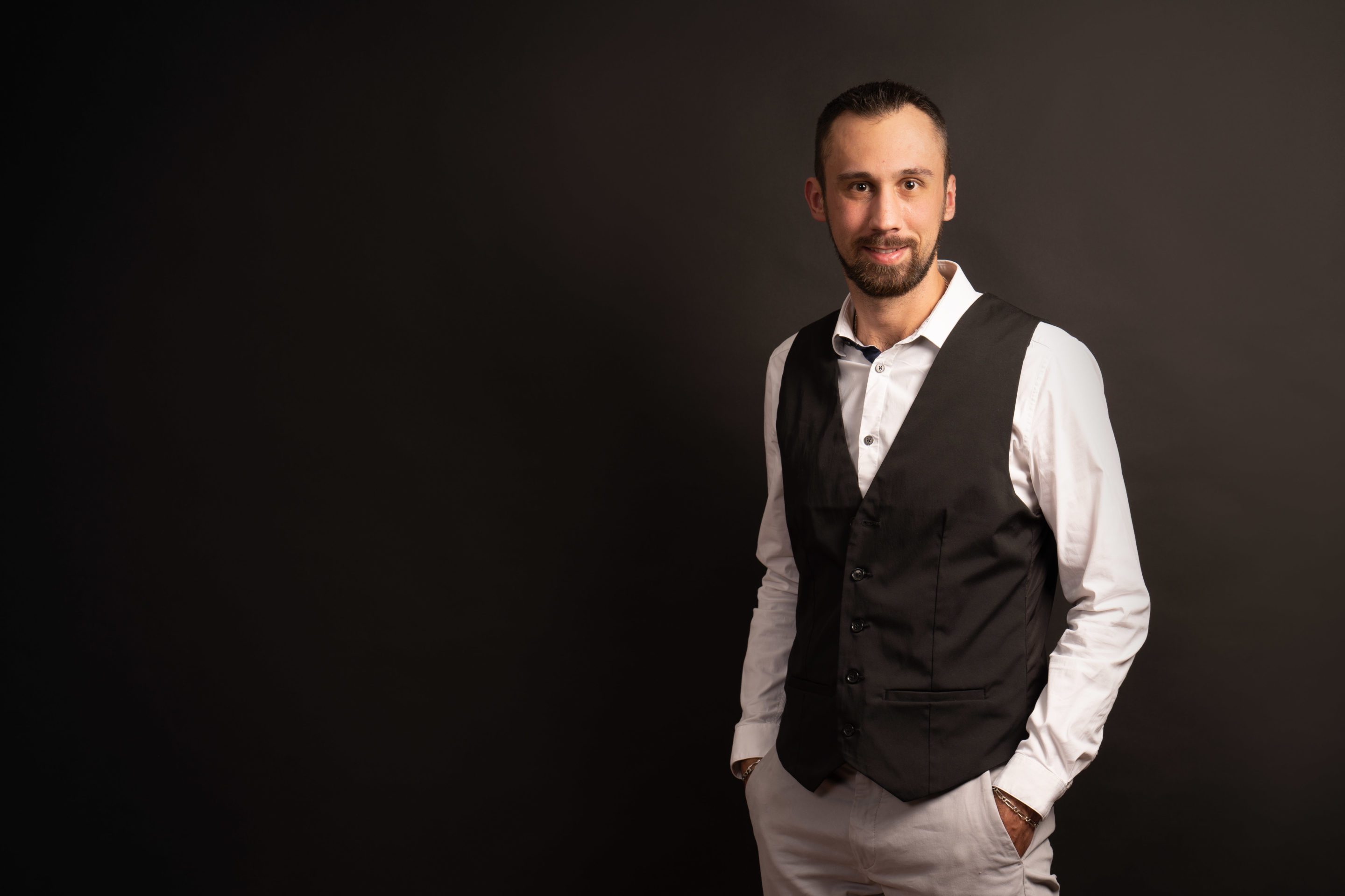 Shooting corporate homme-Nathalie Rodriguez Photographie